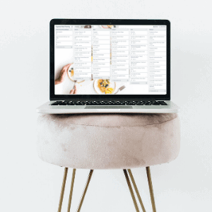 meal planning trello board
