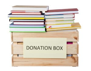 Where to Donate Homeschool Curriculum 4 sites