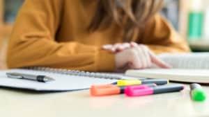 how do I organize homeschool curriculum