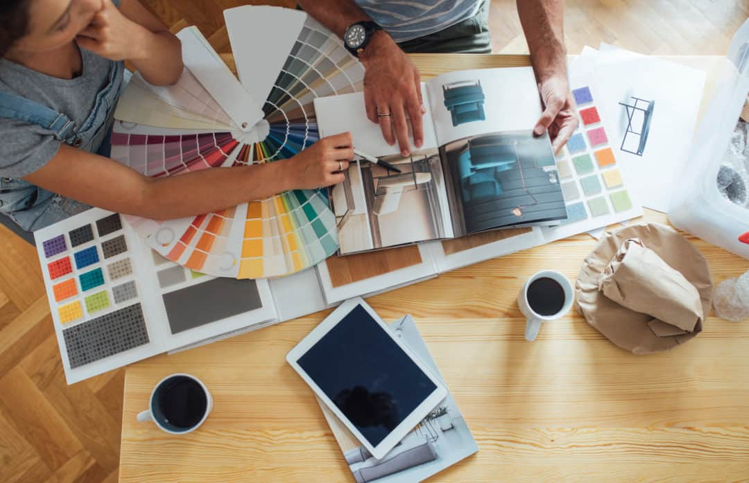 wall paint colors home renovations